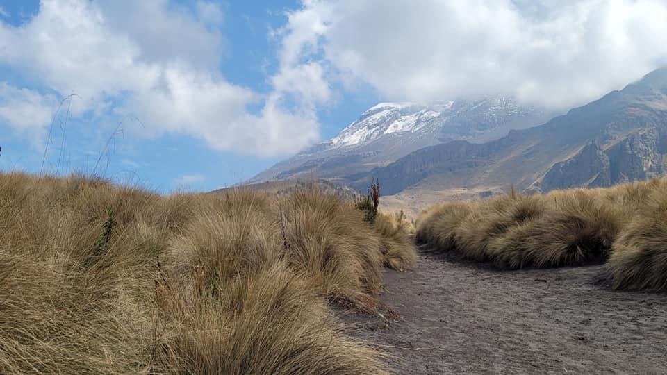 Parque nacional Iztaccihuatl-Popocatépetl