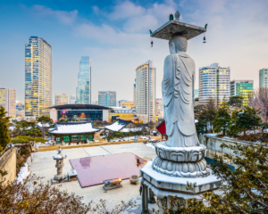 Top 3 Temples in South Korea